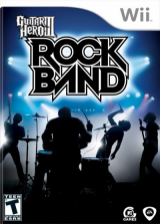 Guitar Hero III Custom: Rock Band CUSTOM cover (CGBE52)
