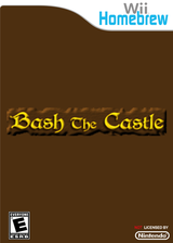 Bash the Castle Homebrew cover (D05A)