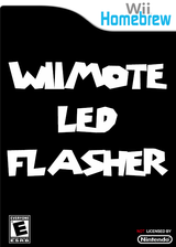 Wiimote LED Flasher Homebrew cover (D89A)