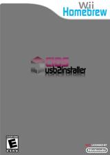 cIOS USB2 Installer Homebrew cover (D9CA)