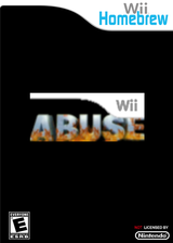 Abuse Wii Homebrew cover (DAWA)