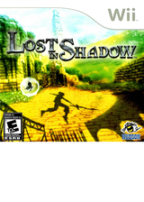 Lost in Shadow - Press Disc (Demo) Wii cover (DDWE18)