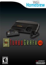 HuGo-GX Homebrew cover (DHGA)