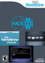 HackMii Installer Homebrew cover (DHIA)