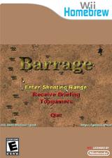 Barrage Homebrew cover (DI9A)