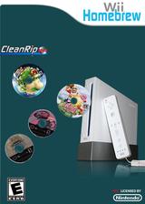 Cleanrip mod Homebrew cover (DMCA)