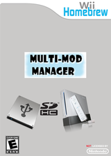 Multi Mod Manager Homebrew cover (DMUA)