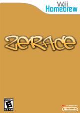 Zerace Homebrew cover (DRZA)