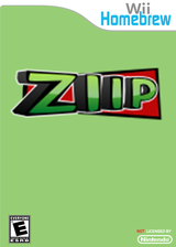 Ziip Homebrew cover (DZIA)
