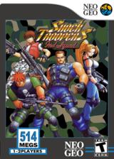 Shock Troopers: 2nd Squad VC-NEOGEO cover (ECGE)