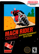 Mach Rider VC-NES cover (FBBE)
