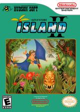 Adventure Island 2 VC-NES cover (FFUE)