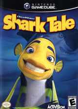 Shark Tale GameCube cover (G9TE52)