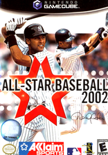 All-Star Baseball 2002 GameCube cover (GA2E51)