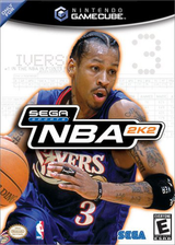 NBA 2K2 GameCube cover (GBAE8P)
