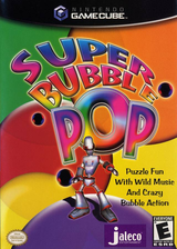 Super Bubble Pop GameCube cover (GBYE0A)