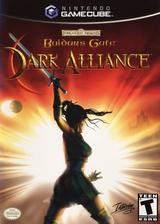Baldur's Gate: Dark Alliance GameCube cover (GDEE71)