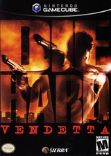 Die Hard: Vendetta GameCube cover (GDIE7D)