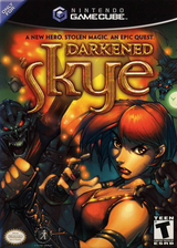 Darkened Skye GameCube cover (GDQE7L)