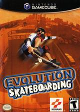 Evolution Skateboarding GameCube cover (GESEA4)