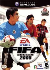 FIFA Soccer 2005 GameCube cover (GF5E69)