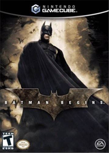 Batman Begins GameCube cover (GINE69)