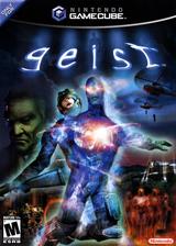 Geist GameCube cover (GITE01)
