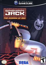 Samurai Jack: The Shadow of Aku GameCube cover (GJCE8P)