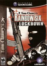 Tom Clancy's Rainbow Six: Lockdown GameCube cover (GLQE41)