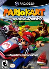 Mario Kart: Double Dash!! GameCube cover (GM4E01)