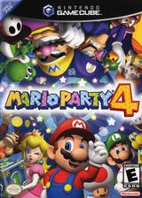 Mario Party 4 GameCube cover (GMPE01)