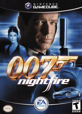 007: NightFire GameCube cover (GO7E69)