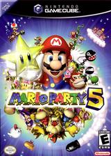 Mario Party 5 GameCube cover (GP5E01)