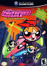 The Powerpuff Girls: Relish Rampage GameCube cover (GPQE6L)