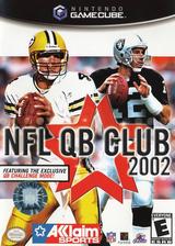 NFL Quarterback Club 2002 GameCube cover (GQBE51)
