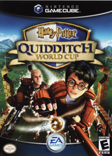 Harry Potter: Quidditch World Cup GameCube cover (GQWE69)
