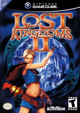 Lost Kingdoms 2 GameCube cover (GR2E52)