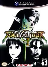 SoulCalibur II GameCube cover (GRSEAF)