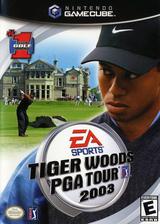 Tiger Woods PGA Tour 2003 GameCube cover (GTIE69)