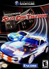 Grooverider Slot Car Thunder GameCube cover (GVRE7H)