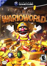 Wario World GameCube cover (GWWE01)