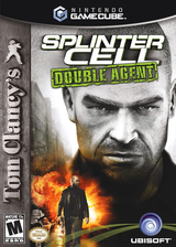 Tom Clancy's Splinter Cell: Double Agent GameCube cover (GWYE41)