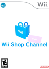 Wii Shop Channel Channel cover (HABA)