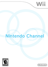 Nintendo Channel Channel cover (HATE)