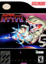 Super R-Type VC-SNES cover (JBYE)