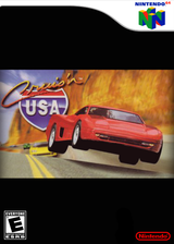 Cruis'n USA VC-N64 cover (NASE)
