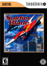 Soldier Blade VC-PCE cover (PALE)