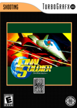Final Soldier VC-PCE cover (PAON)
