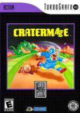 Cratermaze VC-PCE cover (PB6E)