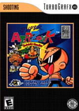 Super Air Zonk VC-PCE cover (QAAE)